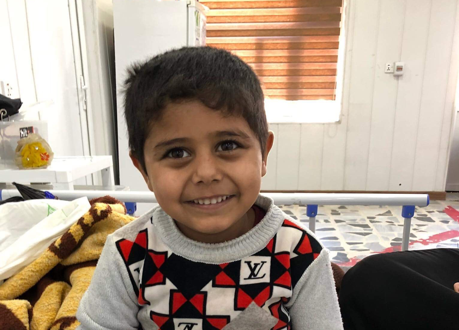 ABDULMALIK – First surgery complete
