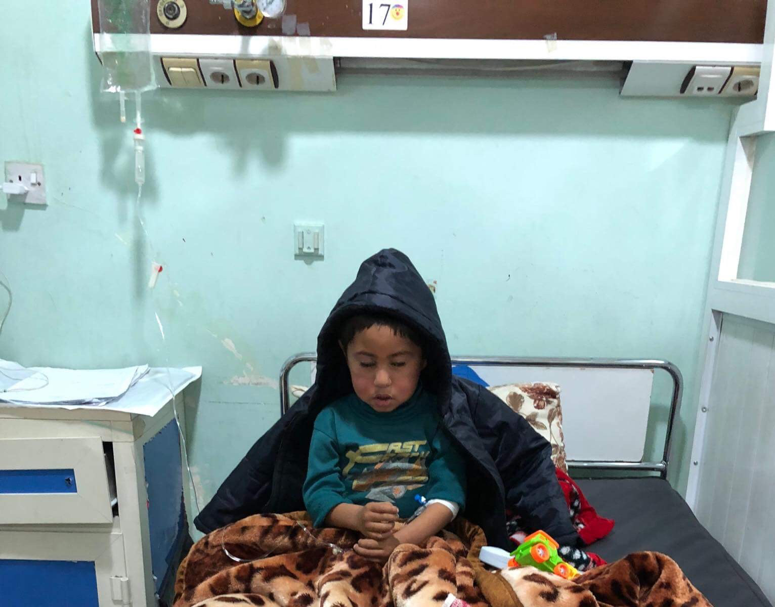 MUHAMED – Discharged from Hospital